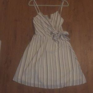 Maurice's XS Black and White Summer Dress